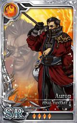 FF10 Auron SR F Artniks
