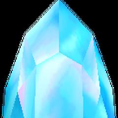 Um cristal no <i>remake</i> 3D.