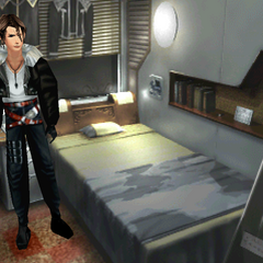 Squall's casual outfit.