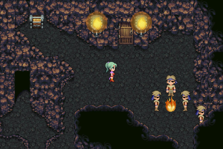 Cave on the Veldt Final Fantasy Wiki FANDOM powered by Wikia
