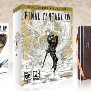 Caixa da Edição de Colecionador para PC.