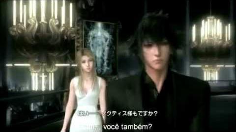 Final Fantasy XV - Noctis & Stella (legendado PT)