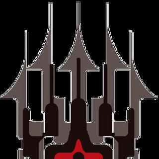 O símbolo de Pulse, que é usada como a marca dos l'Cie de Pulse.