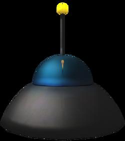 MFF UFO Model