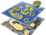 Final Fantasy Legend III locations