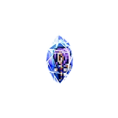 Maria's Memory Crystal.