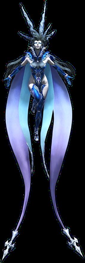 Square Enix FF14 FINAL FANTASY XIV ICE GOD SHIVA FIGURE STATUE JAPAN