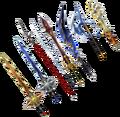 Gilgamesh armes