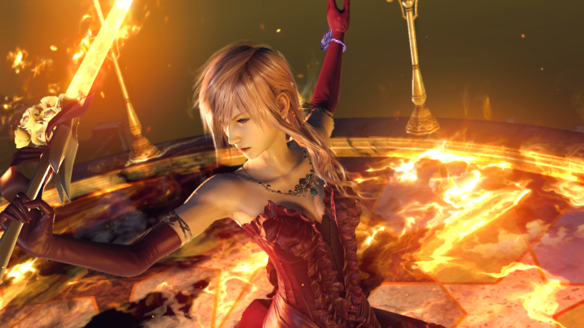 Song of the Savior   Final Fantasy Wiki   FANDOM powered by