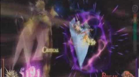 Dissidia Final Fantasy - The Emperor's EX Burst