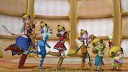 Dragon Quest X Chocobo Hat