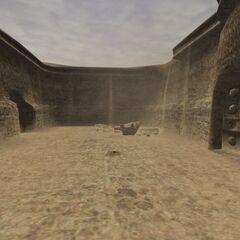 Galka ruins.