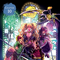 Cover artwork for Chapter 10