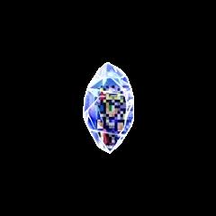 Cecil, Paladin's Memory Crystal.