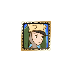 Hume Illusionist icon in <i>Final Fantasy Tactics S</i>.