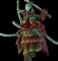 Gilgamesh FFXII (base)