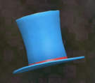 LRFFXIII Sky Blue Silk Hat