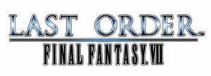 Last Order Final Fantasy VII logo