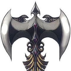 Zhuyu's axe.