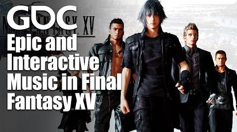 Epic and Interactive Music in Final Fantasy XV