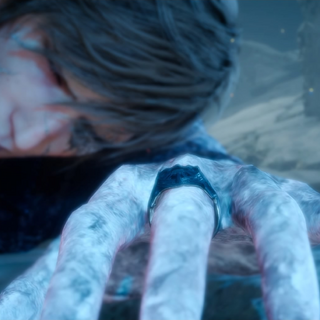 Bad ending where Ignis dies alone.