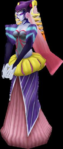 Sorceress A