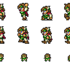 Sprites of the Bard.