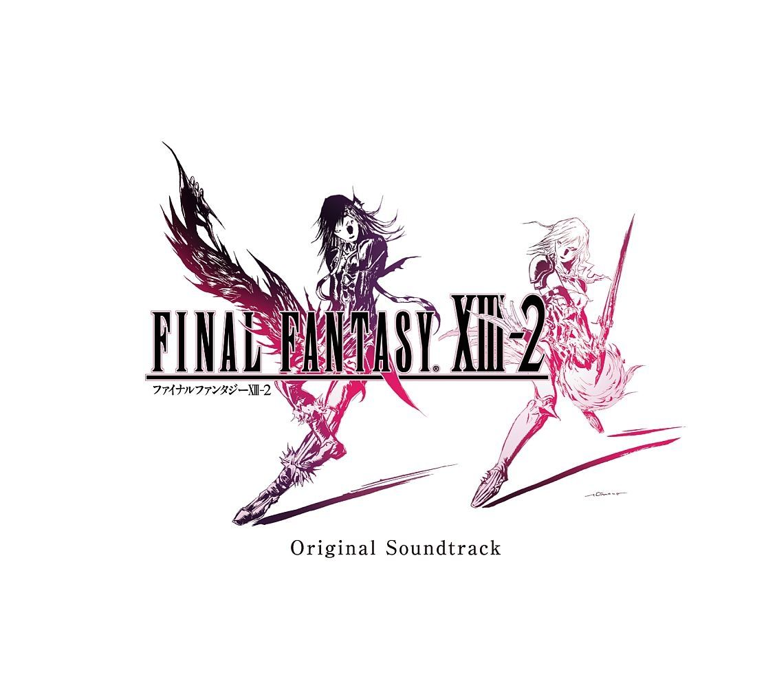 Final Fantasy XIII-2: Original Soundtrack   Final Fantasy Wiki