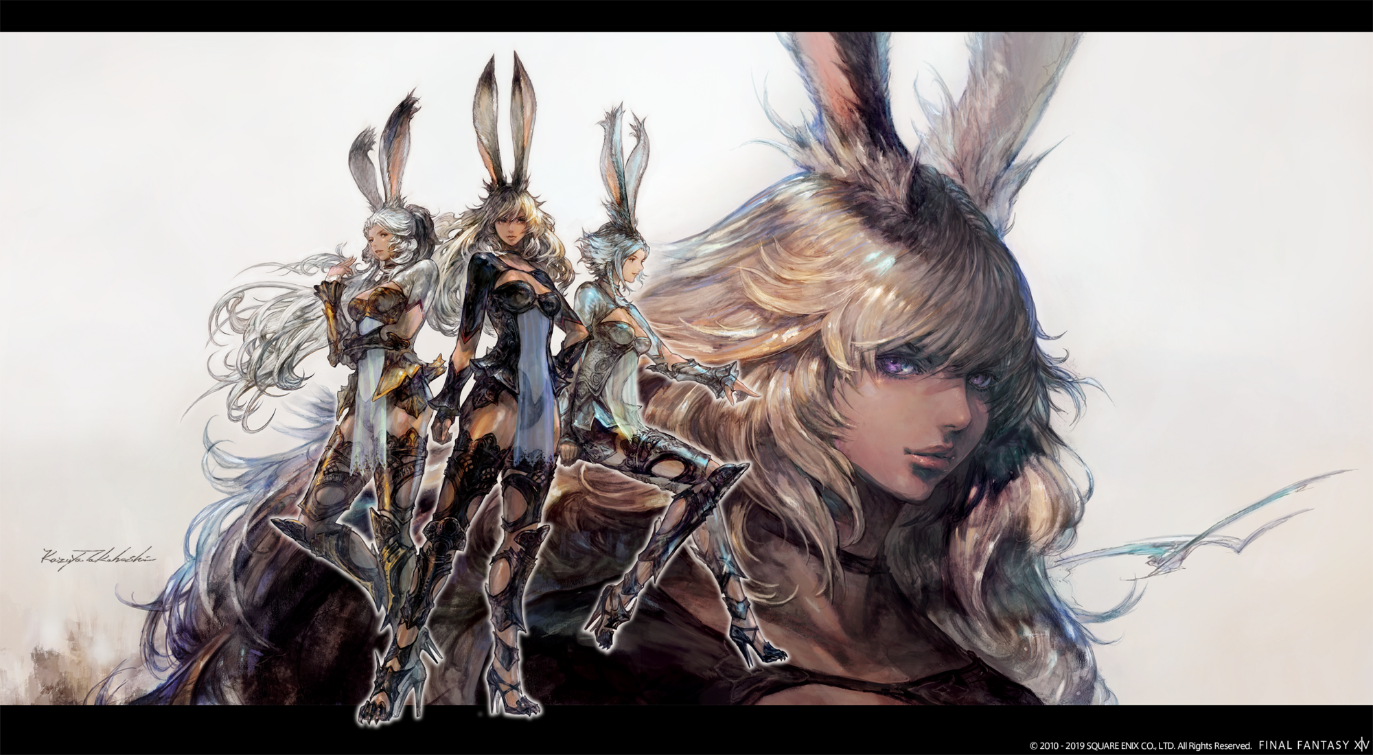 Viera (Final Fantasy XIV) | Final Fantasy Wiki | FANDOM powered by Wikia