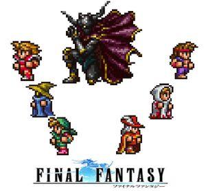 Final Fantasy Wallpaper