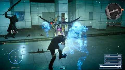 Final Fantasy XV How to get Ulric's kukris.