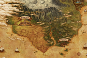 Map of South Othard from FFXIV