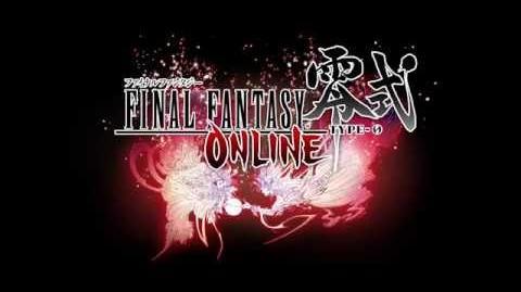 『FINAL FANTASY 零式 ONLINE』TGS2015 Trailer