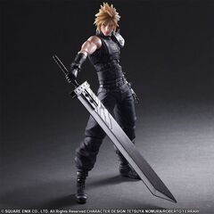 Play Arts Kai for <i>Final Fantasy VII Remake</i>.