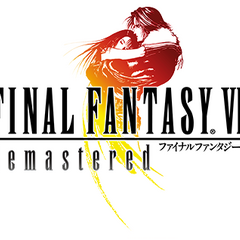 <i>Final Fantasy VIII Remastered</i> Japanese version.