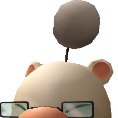Class Tenth moogle model.