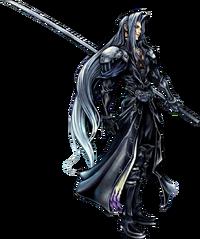Sephiroth Dissidia