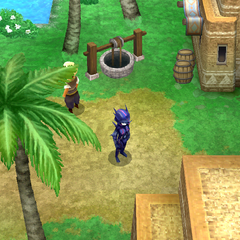 The streets of Kaipo (DS/iOS).