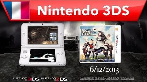 Bravely Default - Bande-annonce Teaser (Nintendo 3DS)