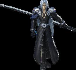 DFF2015 Sephiroth