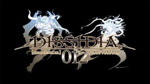 """DISSIDIA 012 duodecim FF OST 3-01 - """"Cantata Mortis"""" from DISSIDIA 012 duodecim FINAL FANTASY"""