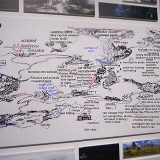 Idea map.