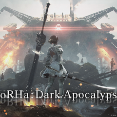 YoRHa:Dark Apocalypse artwork.