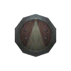 an unknown shield model.
