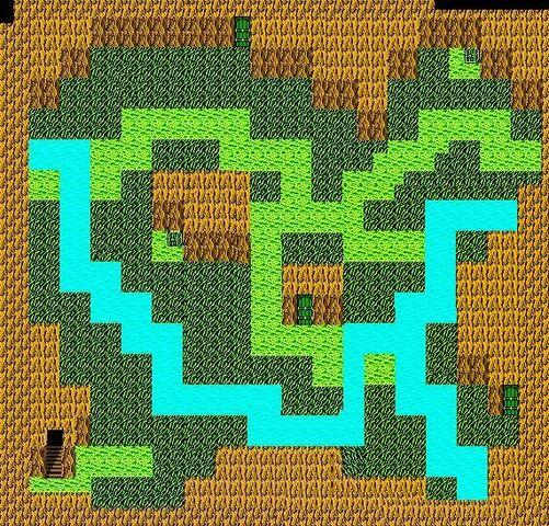 File:FF II NES - Jade Passage Fourth Floor.jpg