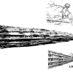 Kumo's precipice
