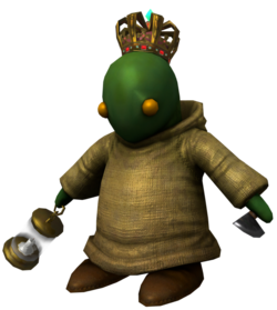 MFF Tonberry King Model