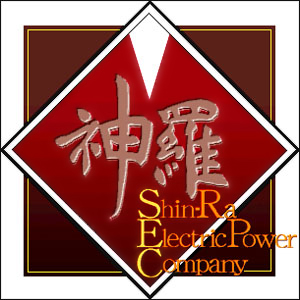 Image result for SHINRA ELECTRIC POWER COMPANY