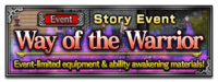 FFBE Event Way of the Warrior