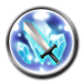 FFRK Blizzara Strike Icon